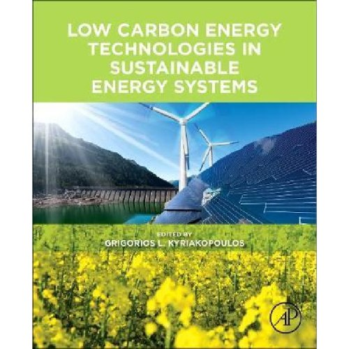 Low Carbon Energy Technologies in Sustainable Energy Systems
