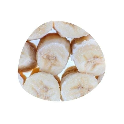 בננה פרימיום קפואה 1 קילו