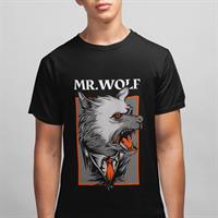 חולצת טי - Mr. Wolf
