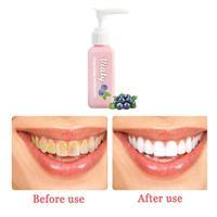 משחת סודה להלבנת שיניים