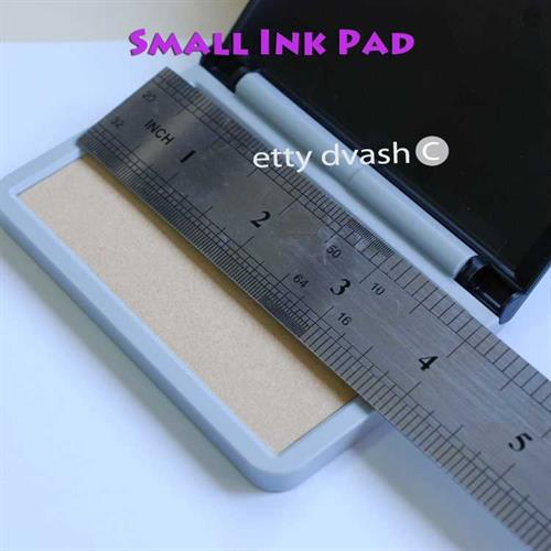 CLEAN INK PAD - SMALL