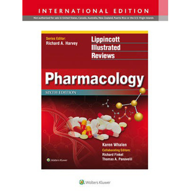 Lippincotts Illustrated Reviews: Pharmacology