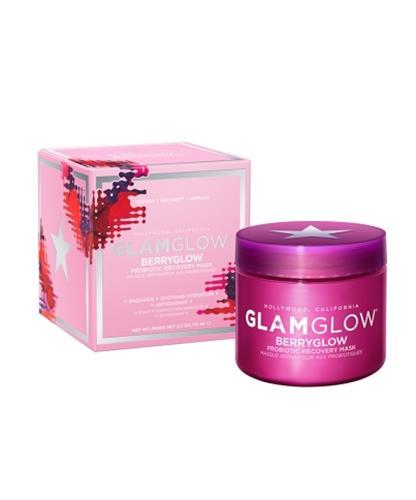 גלאם גלואו - מסכה לשיקום והרגעה המועשרת בלחות - Berryglow Probiotic Reco 75Ml