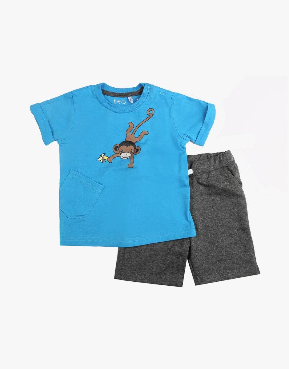 חליפה תינוקות 2 חלקים קופיקו