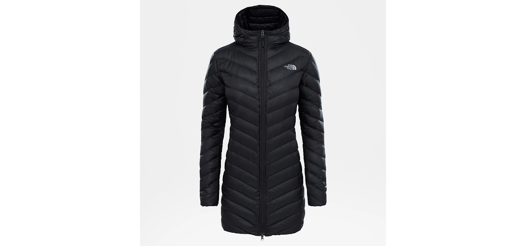 North-Face Trevail parka נשים שחור