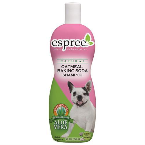 espree שמפו שיבולת שועל לכלב