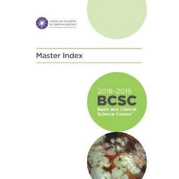 2018-2019 Basic and Clinical Science Course (BCSC), Residency Print Set