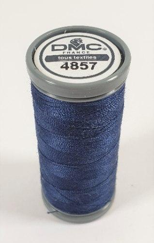 חוט תפירה DMC  - כחול כהה - 200 מ'
