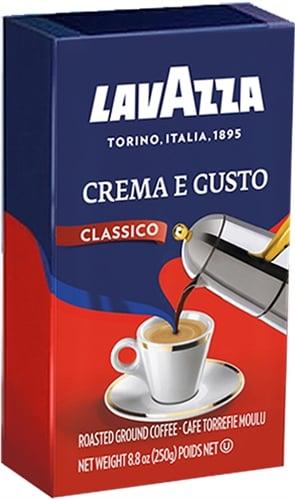 Lavazza Crema e gusto 250 gr טחון