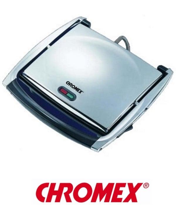 CHROMEX טוסטר לחיצה- גריל 4 פרוסות דגם TG-500