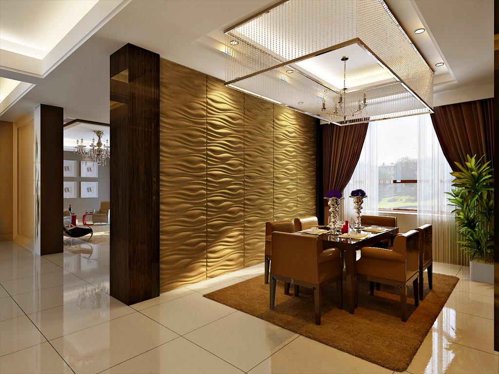 """חיפויי קיר תלת מימדי דגם ''inreda'' בגודל 62.5*80 ס""""מ"""