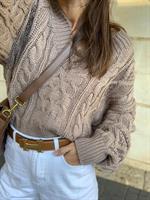 סוודר ליאה