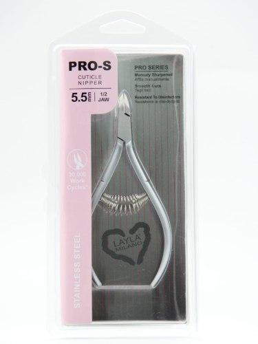 צבת עור  לילה מילאנו Cuticle nipper PRO-S 5.5mm