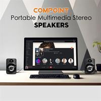 רמקול למחשב USB Compoint