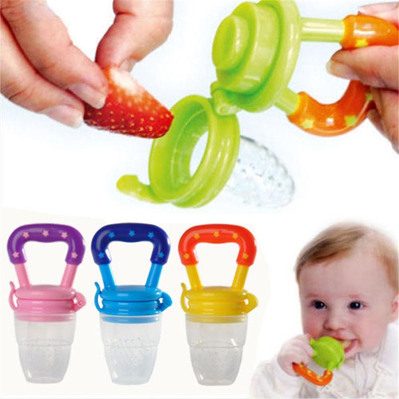 מוצץ אכילה לתינוק - מעולה לשלב הטעימות