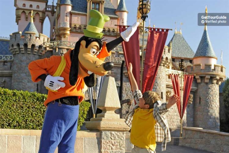 אורלנדו פלורידה - כרטיסים דו יומיים לדיסני וורלד (Disney World)