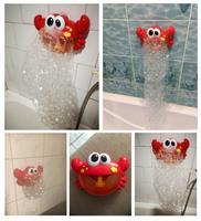 מכונת קצף לאמבטיה