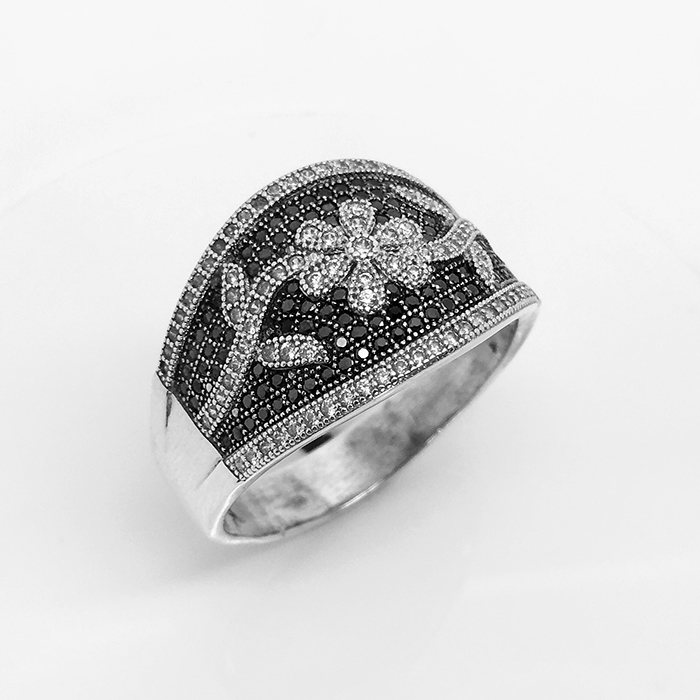 טבעת כסף נשים 925 MY02120015000