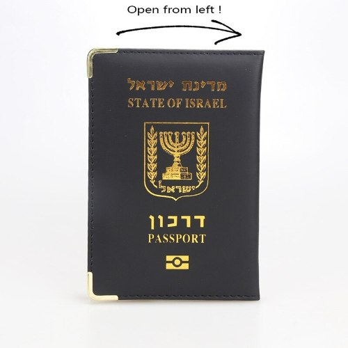 כיסוי דרכון במגוון צבעים