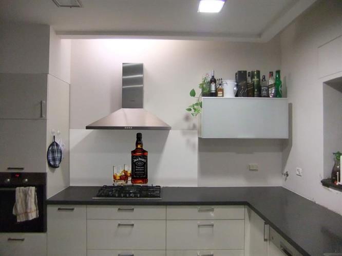 חיפוי זכוכית למטבח 4