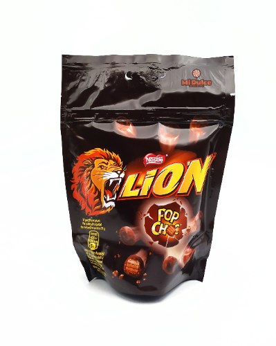 Lion Pop Choc