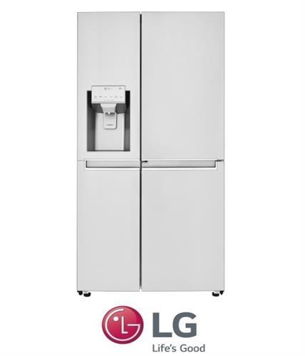 LG מקרר SBS  דגם GCJ249DID מתצוגה !