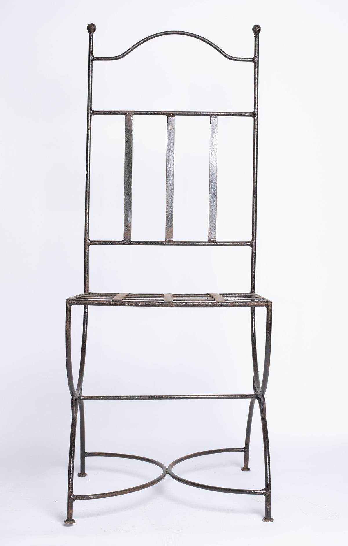 כסא פרזול קלאסי