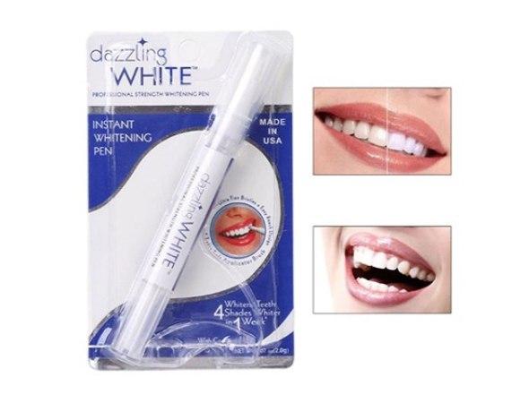 2 יחידות עט ג'ל להלבנת שיניים