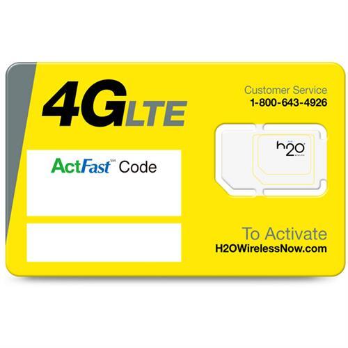 כרטיס סים בנפח 6 ג'יגה עובד ברשת at&t