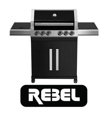 גריל גז Rebel Tambora Multi Grill 4B 14580