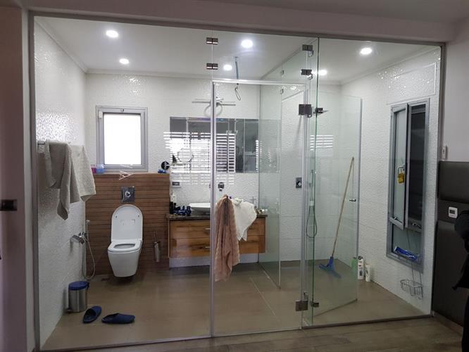מחיצה חדר מקלחת 7