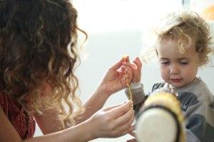 שרשרת ענברים |תינוק | לא מלוטשים RAW