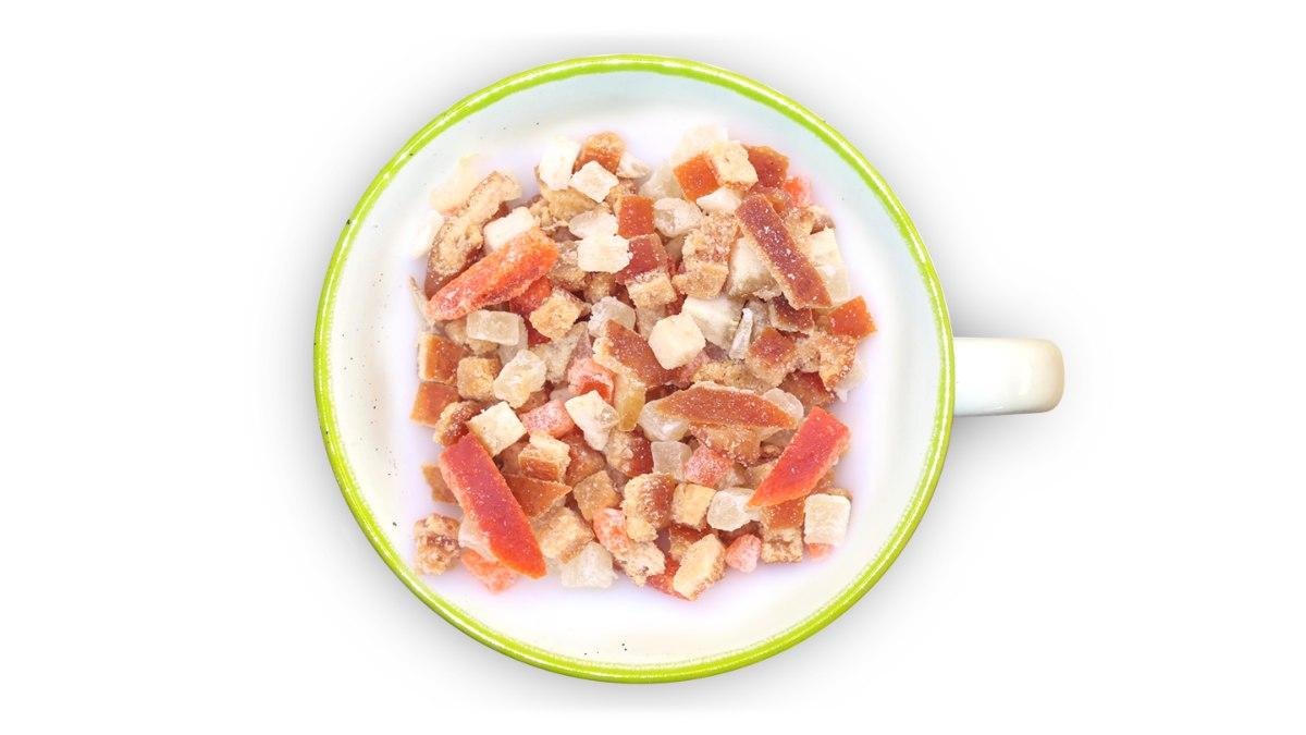 חליטת תה הדרים קינמון 100 גרם