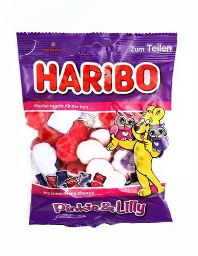Haribo Pinkie&Lilly
