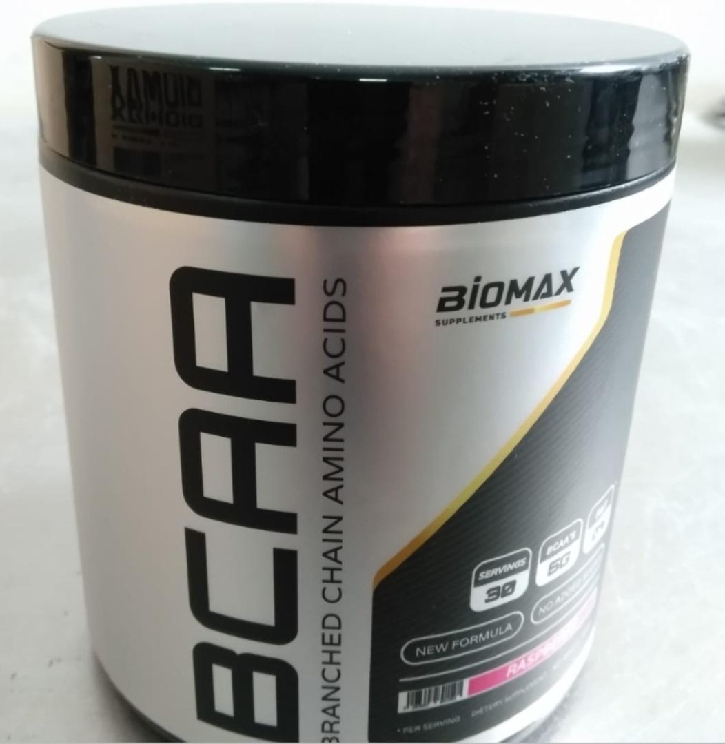 חומצות אמינו BCAA BIOMAX
