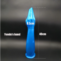 יד לפיסט מחומר סילקון איכותי בצבע שחור