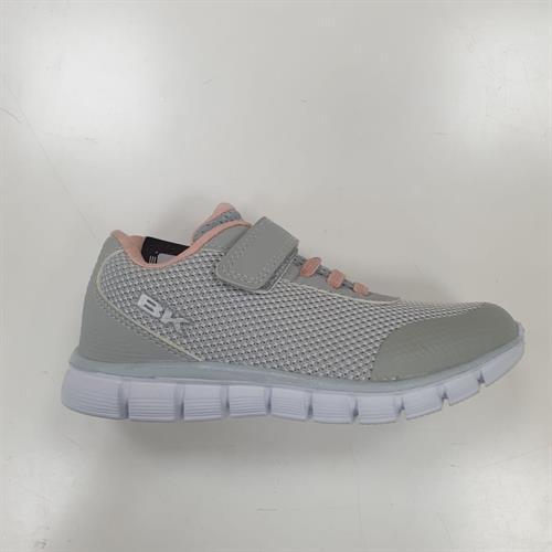 נעלי ספורט בנות BK אפור