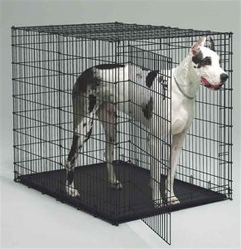 """כלוב רשת לאילוף וחינוך כלבים 122 ס""""מ"""
