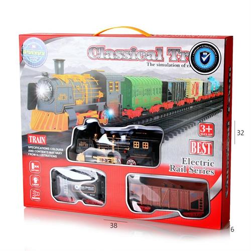 רכבת קלאסית חשמלית