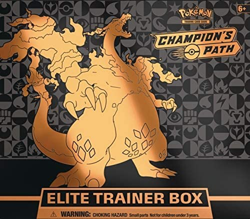 פוקימון- Champions Path Elite Trainer Box