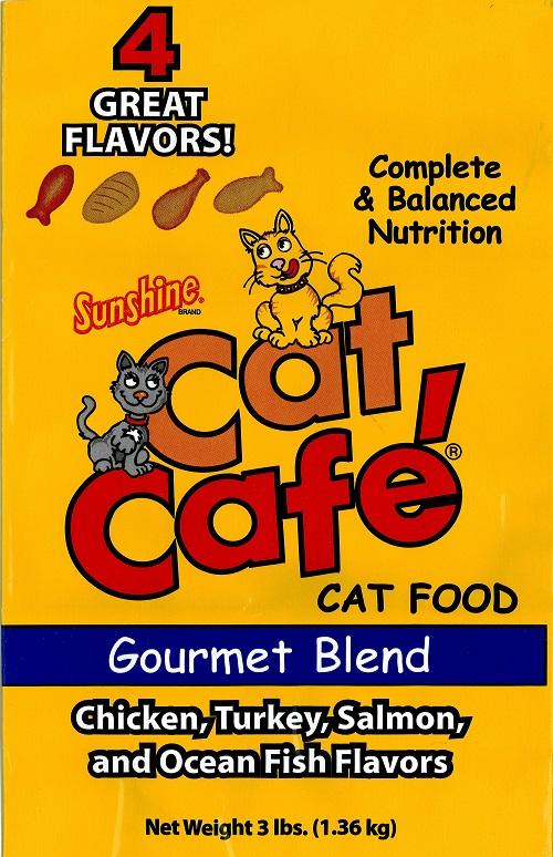 """קט קפה מזון לחתולים 2.72 ק""""ג"""