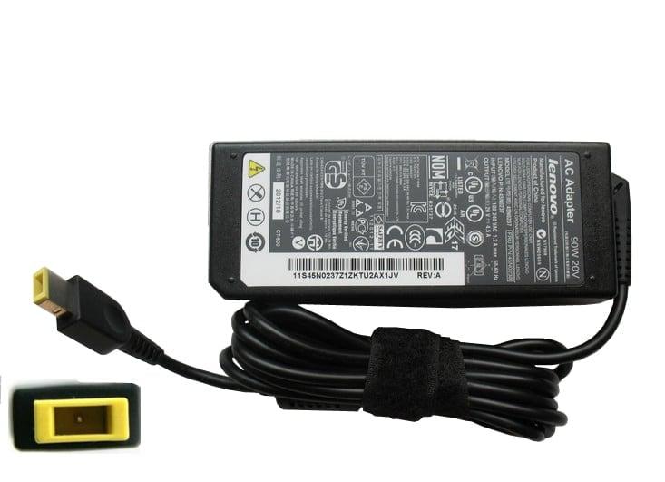 מטען למחשב נייד לנובו Lenovo 19.5V-6.15A Carbon USB 120W