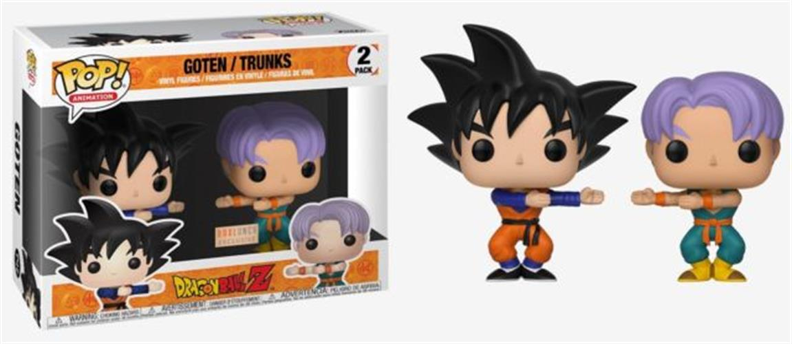 בובת פופ - Goten / Trunks