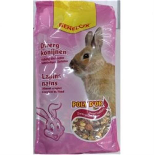 מזון בנלוקס ארנבות 1.5 קילוגרם