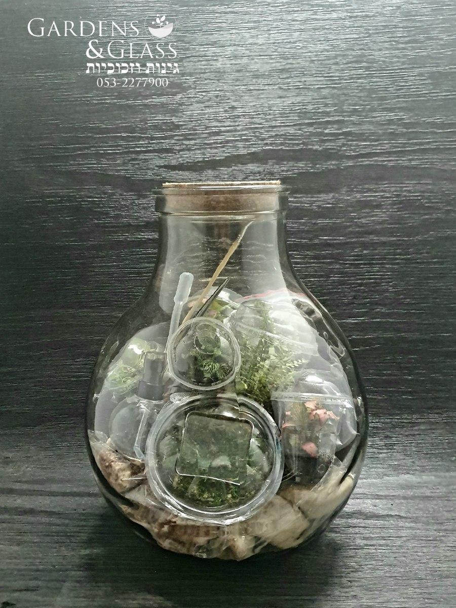 ערכת טרריום 15 ליטר