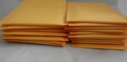 """10 מעטפות מרופדות גדולות 30X35 ס""""מ ב 20 ש""""ח"""