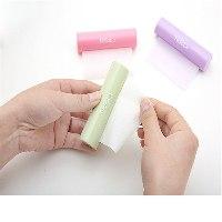 דפי סבון לניקוי הידיים בכל מקום ובכל זמן!
