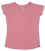 חולצת בייסיק חלקה בנות