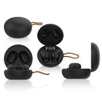 אוזניות TWS עם צג דיגיטלי