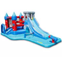 9261 - פארק מים ספלאש הפי הופ - Wet n Dry Splash Park HappyHop - קפיץ קפוץ